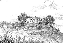 Feste, Burg Opalka